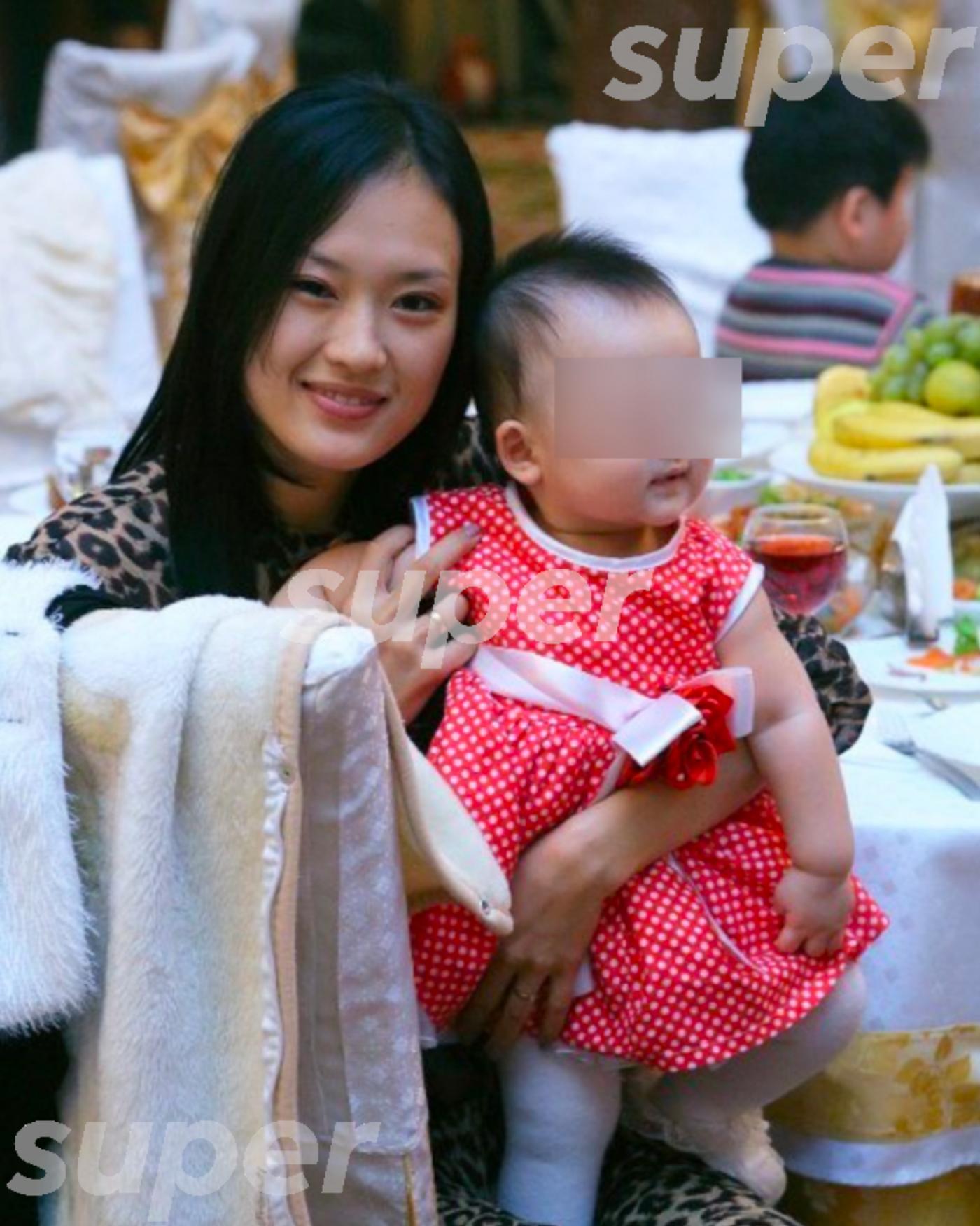 Ольга с дочерью
