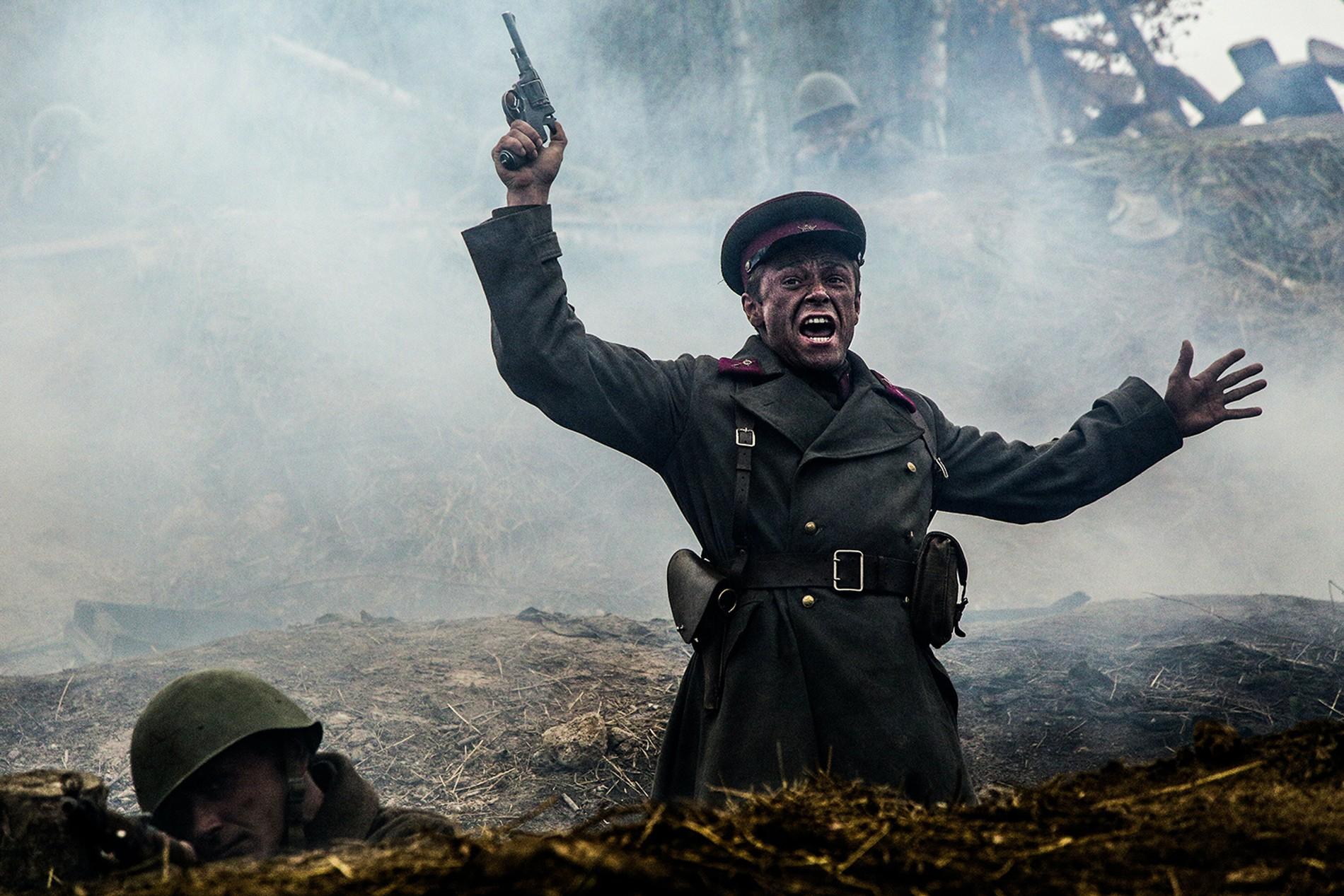Режиссер Шмелев назвал залог успешной картины о войне